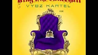 Vybz Kartel - King of The Dancehall Mixtape - Dj Preya Di Teacha [July 2016]