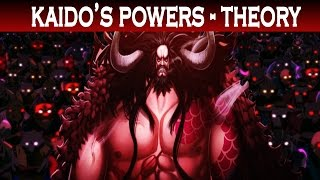 getlinkyoutube.com-Kaido's Powers - One Piece Theory - ShadowFlame