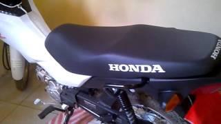 getlinkyoutube.com-Minha Primeira Motoca,Primeira Da Cidade,Honda Pop 110i.