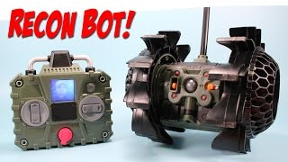 Covert Ops Ultra Tuff Video Recon Bot from JAKKS Pacific