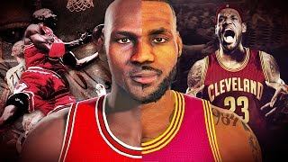 getlinkyoutube.com-NBA 2K15: Michael Jordan vs Lebron James