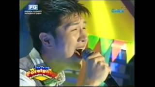 "getlinkyoutube.com-Japanese AISAKU sings tagalog song ""IKAW PA RIN"" & ""VOLTES V"" on EAT BULAGA!"