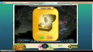 getlinkyoutube.com-Animal jam Phantom adventure cheats