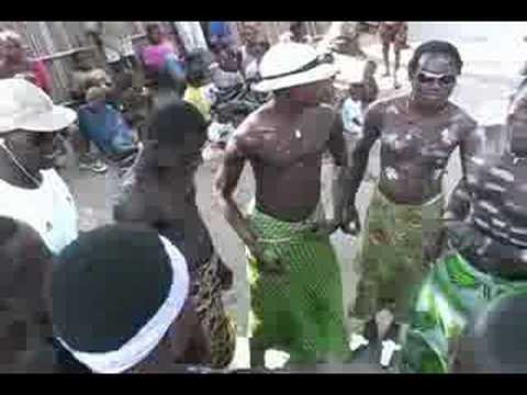 MELODIES from Cote D'Ivoire Taboth Cadence Village chanté des chants traditionnels