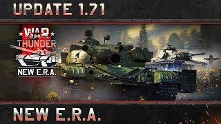 """War Thunder - 1.71-es Frissítés: """"New E.R.A."""""""