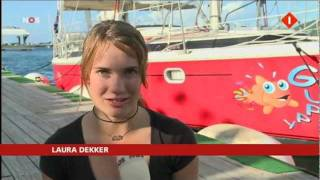 getlinkyoutube.com-Laura Dekker...