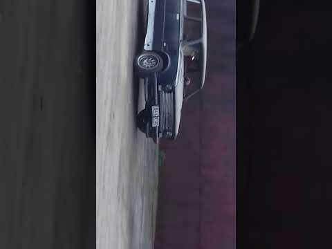 Первые поездки моего ВАЗа с мостом BMW e36