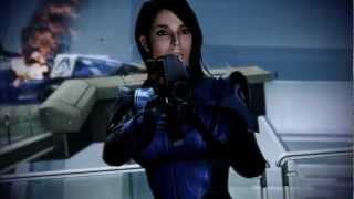 getlinkyoutube.com-Mass Effect 3 - Garrus Kills Ashley