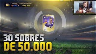 getlinkyoutube.com-FIFA 15 | 30 SOBRES DE 50.000 | HÉROES, TOTS, IF'S... | DjMaRiiO