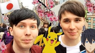 getlinkyoutube.com-A Day in the Life of Dan and Phil in JAPAN!