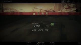 getlinkyoutube.com-World Of Tanks Blitz - the is-6 is still a god!!!!