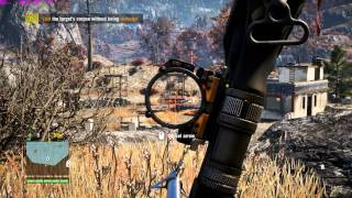 getlinkyoutube.com-Far Cry 4 - Recurve Bow Assassination