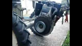 getlinkyoutube.com-Accensione falciatrice BCS motore Acme diesel - Bucchianico
