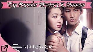 getlinkyoutube.com-Top 25 Popular Mystery Korean Dramas 2016 (All The Time)