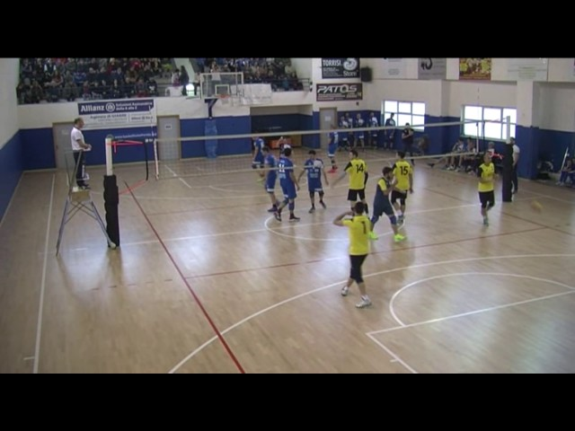 Papiro Volley. Serve solo vincere