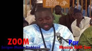 zoom sur Mamadou Diokhané SINDIDI  baye Dame Lo