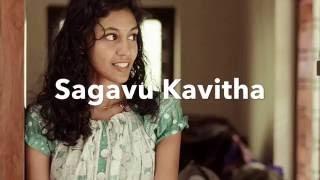 Sagavu Malayalam Kavitha with Lyrics (Saghav Poem) width=