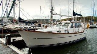 Yacht For Sale - Nauticat 331