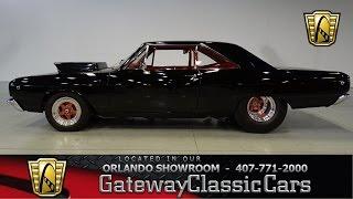 getlinkyoutube.com-1968 Dodge Dart 528 Hemi Gateway Classic Cars Orlando #497