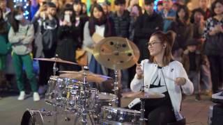 2016/12/30 羅小白S.White - Sexy Love (T-ARA) in 台北信義威秀