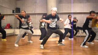 getlinkyoutube.com-■SHINSUKE(HIPHOP 初・中級) ■2014.10.17 LESSON