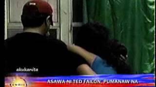 Bandila: Asawa ni Ted Failon, pumanaw na. [04.16.2009]