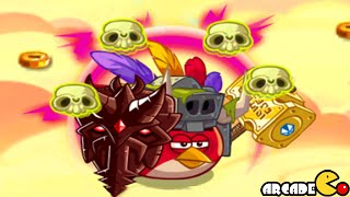 getlinkyoutube.com-Angry Birds Epic - NEW Stone Guard New Cave Stormy Sea 4! iOS/Android