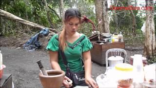 getlinkyoutube.com-ส้มตำเขมร Papaya pokpok cambodia