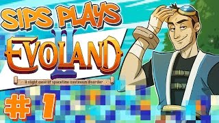 getlinkyoutube.com-Evoland 2 - Sips Plays - Part #1