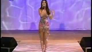 getlinkyoutube.com-Nancy Ajram dance نانسي عجرم رقص مثير