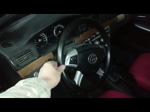 Расположение карданчика рулевого вала в Лифан Бриз