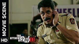 Helpless Cops   The Attacks Of 26/11   Nana Patekar   Movie Scene