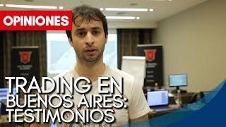 Curso de trading en Buenos Aires Argentina - testimonios width=