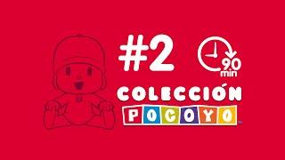 Pocoyó - Dibujos animados en español para niños   hora y media   PARTE 2