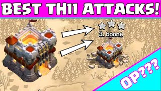 getlinkyoutube.com-Clash of Clans BEST TOWN HALL 11 ATTACK STRATEGIES REVIEW | TH 11 3-STAR ATTACKS
