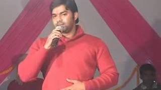 pawan singh starting stage show