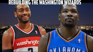 getlinkyoutube.com-NBA 2K16 MyLEAGUE: Rebuilding The Washington Wizards! | Kevin Durant!?