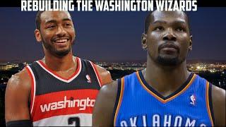 NBA 2K16 MyLEAGUE: Rebuilding The Washington Wizards! | Kevin Durant!?