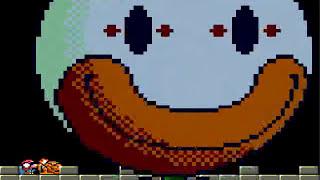 getlinkyoutube.com-Zagrajmy w Super Mario World (część 20) 1/2 Fajnal fajt !