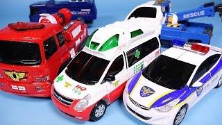 getlinkyoutube.com-TOBOT CarBot 또봇 헬로카봇 변신 장난감 Hello Carbot cars, transformers robot car toys