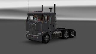 getlinkyoutube.com-Euro Truck Simulator 2 - Kenworth K100 - v. 1.13.2