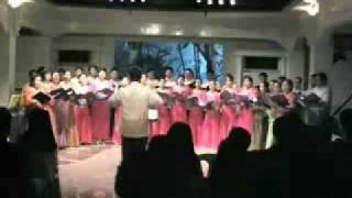 Make His Praise Glorious - Bill Wolaver - conducted by Sarin Chintanaseri