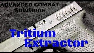 getlinkyoutube.com-Advanced Combat Solutions Tritium Glock Extractor Review (HD)