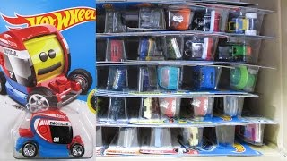 getlinkyoutube.com-2017 B WW Hot Wheels Factory Sealed Case Unboxing Video By RaceGrooves