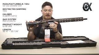 getlinkyoutube.com-Daniel Defense M4V11 Unboxing