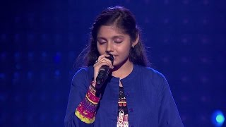 getlinkyoutube.com-The Voice India - Sakshi Chauhan Performance in Blind Auditions