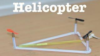 getlinkyoutube.com-How to Make a Helicopter  - Tricopter