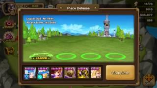 getlinkyoutube.com-How to set up your defense in Summoner's War