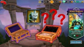 Dungeon Boss - 10 Heroic Summons!! I WANT A HERO!