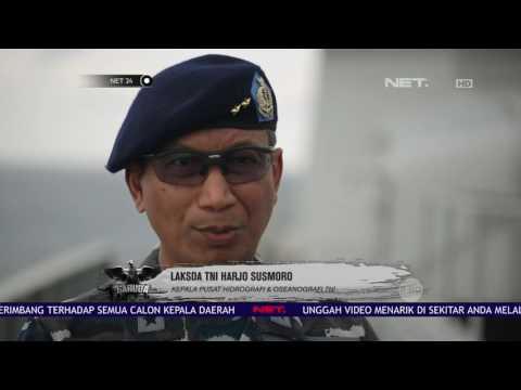Keselamatan Pelayaran di Laut Indonesia Salah-satunya Bergantung Pada Peta Laut - NET24